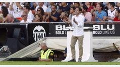 """Marcelino: """" Merecimos la victoria a los puntos, fuimos superiores al Atlético"""""""
