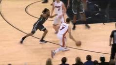 Spurs 105-110 Heat
