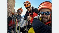 Las espectaculares ascensiones de los Pou en Perú