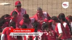 Carlos Bernaldez: ?Vamos por una medalla a los Juegos Olímpicos?