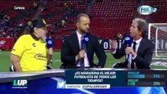 """Diego Maradona: """"Si Dios quiere, me gustaría volver a la selección"""""""