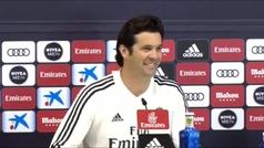"""Solari: """"¿Renovaciones de Simeone y Valverde? Yo tengo contrato hasta 2021"""""""