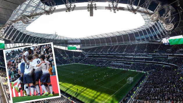 El Tottenham inaugura su nuevo estadio con victoria del equipo sub 18