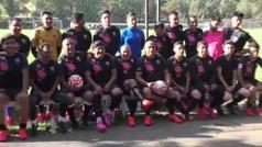 Un equipo LGTB se reivindica en la liga del fútbol mexicano