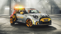 El Mini es el nuevo Safety Car de la Fórmula E