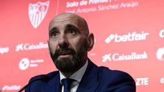 """Monchi: """"Quiero que mi segunda parte en el Sevilla sea mejor que la primera"""""""