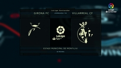 LaLiga (J32): Resumen y goles del Girona 0-1 Villarreal
