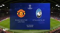 Champions League (Jornada 3): Resumen y goles del Manchester United 3-2 Atalanta