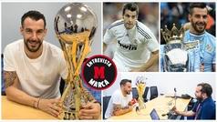 """Álvaro Negredo: """"El City es un equipazo pero el Madrid tiene esa chispita de más en Champions"""""""