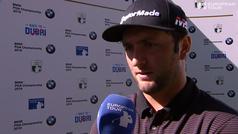 Rahm sigue firme en el BMW PGA