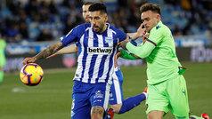 LaLiga (J23): Resumen y goles del Alavés 2-0 Levante