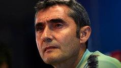 """Valverde: """"El mejor entrenador es Guardiola, independientemente de la Champions"""""""