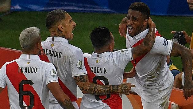 Copa América 2019 (Grupo A): Resumen y goles del Bolivia 1-3 Perú