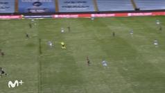 Gol de Mahrez (1-0) en el Manchester City 2-0 PSG