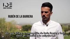 El vídeo viral de Rubén de la Barrera y sus charlas: ¿Le entenderán los jugadores del Dépor?