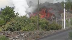 """""""Mi casa está en la misma trayectoria del volcán, lo voy a perder todo"""""""