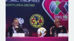 """Leonardo Cuéllar: """"Hay presión porque nos quedamos cortos en los primeros torneos"""""""