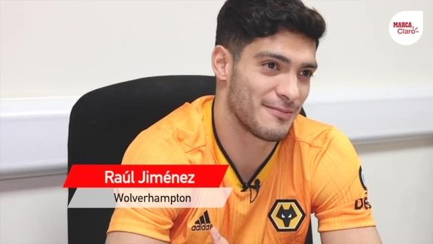 MX Raúl Jiménez Liverpool y Klopp