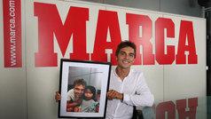 Jordi Xammar cuenta su experincia en Indonesia en MARCA