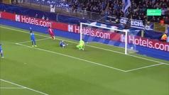 Gol de Hee-Chan (0-3) en el Genk 1-4 RB Salzburgo