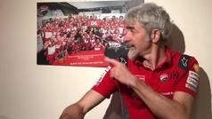 """""""Todo Ducati pide quedarse a casa"""""""