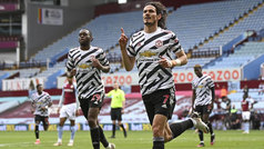 Premier League (J35): Resumen y goles del Aston Villa 1-3 Manchester United