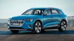 Así es el Audi e-tron, el primer eléctrico de los cuatro aros