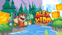 Tráiler de Alex Kidd in Miracle World DX