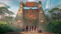 Jurassic World: Campamento Cretácico, trailer y fecha de estreno en Netflix