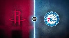 Houston Rockets 96-134 Philadelphia 76ers