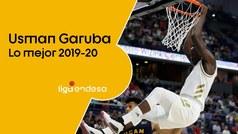 Lo mejor de Usman Garuba este año: ¡una bestia bajo aros!