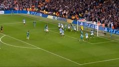 Gol de Llorente (4-3) en el Manchester City 4-3 Tottenham