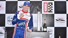 Así fue la histórica victoria de Alex Palou en Indycar