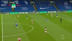 Premier League (Jornada 36): Resumen y goles del Chelsea 0-1 Arsenal