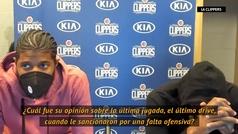 """La rajada de Paul George sobre los Nets de Harden: """"Tienen a los árbitros en el bolsillo"""""""
