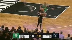Nets 109-102 Celtics