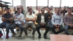 El juez absuelve a 36 futbolistas del Levante-Zaragoza y condena a los directivos Agapito y Porquera