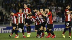 Copa del Rey (octavos): Resumen y goles del Tenerife 3-3 Athletic