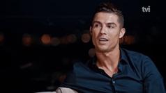 """El Cristiano más intimo: """"Admiro mucho lo que ha hecho Messi y a él le dio pena que me fuera"""""""