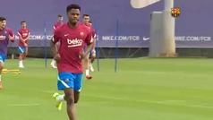 El Barça vuelve a los entrenamientos tras la noche de pesadilla de Cádiz