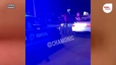 Chavez Jr. policias