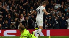Champions League (Grupo B): Resumen y goles del Tottenham 5-0 Estrella Roja