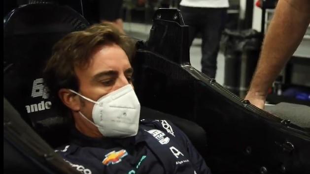 Fernando Alonso, listo para su tercer asalto a las 500 Millas