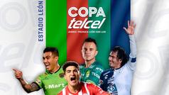 León, San Luis, Juárez y Pachuca disputarán la Copa Telcel