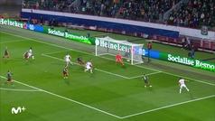 Gol de Goretzka (0-1) en el Lokomotiv 1-2 Bayern