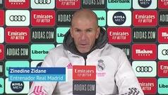 """Zidane: """"Si estamos concentrados somos difíciles de batir"""""""