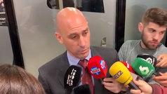 "Rubiales: ""Tebas está nervioso porque unos amigos suyos sobornaron a miembros de FIFA"""