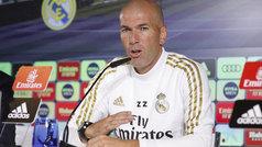 """Zidane: """"No me molesta que suene el nombre de Mourinho"""""""