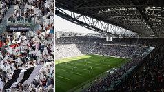 Ambientazo histórico en el Juventus-Fiorentina femenino: ¡39.000 aficionados!