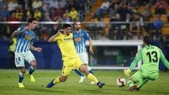 LaLiga (J9): Resumen y goles del Villarreal 1-1 Atlético